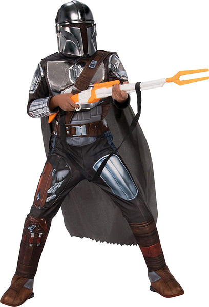 Rubie's Star Wars The Mandalorian Beskar Armor Children's Costume