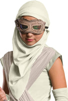 Star Wars: The Force Awakens - Girls Rey Eye Mask With Hood