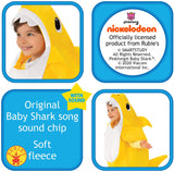 Rubie's Kid's Baby Shark Costume with Sound Chip