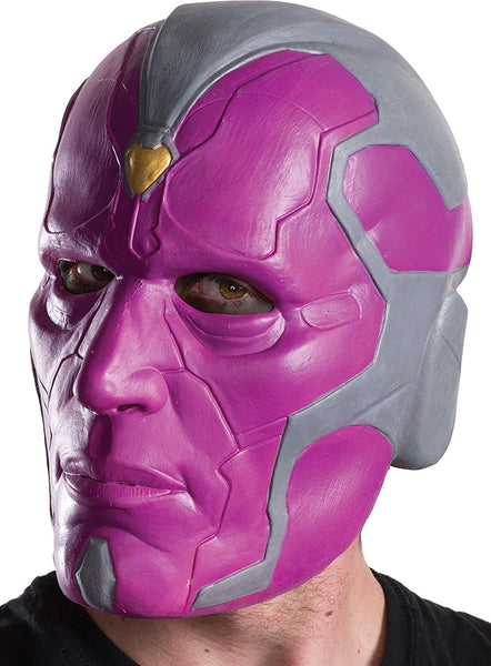 Rubie's Costume Co. Men's Captain America: Civil War Vision 3/4 Mask