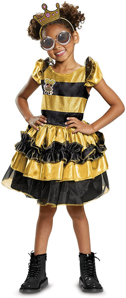 Disguise L.O.L. Dolls Deluxe Queen Bee Costume for Toddlers
