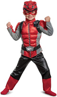 The Power Rangers Beast Morphers Little Kid Red Ranger