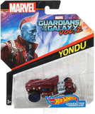 Hot Wheels 1:64 Marvel Character Car Guardians of the Galaxy Yondu DXM06