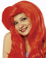 Mermaid Wig Costume Accessory