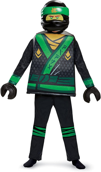 Disguise Lloyd Lego Ninjago Movie Deluxe Costume
