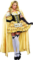 Dreamgirl Women's Goldilocks Fairytale Costume