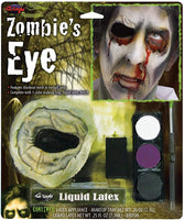 Skull Zombie Makeup Kit Costume Makeup