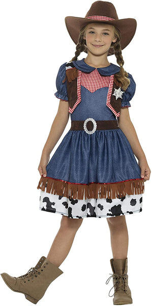 Smiffy's Texan Cowgirl Costume