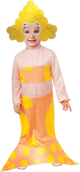 Rubies Bubble Guppies Deema Costume