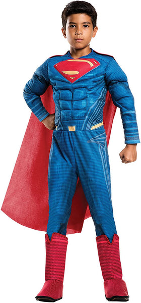 Rubie's Justice League Child's Deluxe Superman Costume