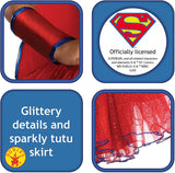 Rubie's Justice League Child's Supergirl Tutu Dress
