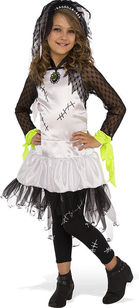 Rubie's 630909 Child's Monster Bride Costume, Medium, Multicolor