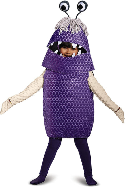 Toddler Monster Inc Boo Deluxe Costume