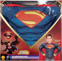 Man of Steel Superman Muscle Chest Shirt Box Set