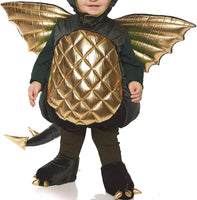 Toddler's Dragon Belly Babies Costume