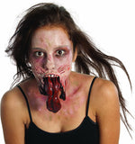 The Walking Dead Split Jaw Latex Appliance