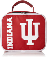 "Indiana Hoosiers ""Sacked"" Lunch Kit, 10.5"" x 8.5"" x 4"""