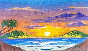 Sunset Cove - Sand Tapestry