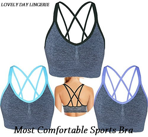 Most Comfortable Sports Bra - Lovelydaybra