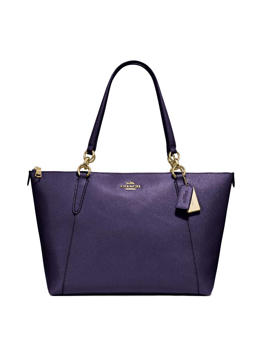 Crossgrain Ava Tote Top Zip Shoulder