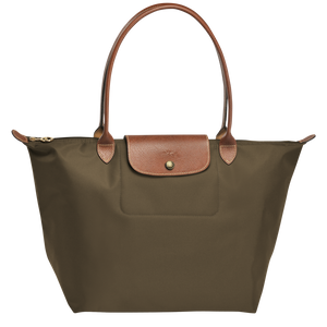 Le Pliage Tote Bag L (Khaki)