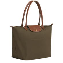 Load image into Gallery viewer, Le Pliage Tote Bag L (Khaki)