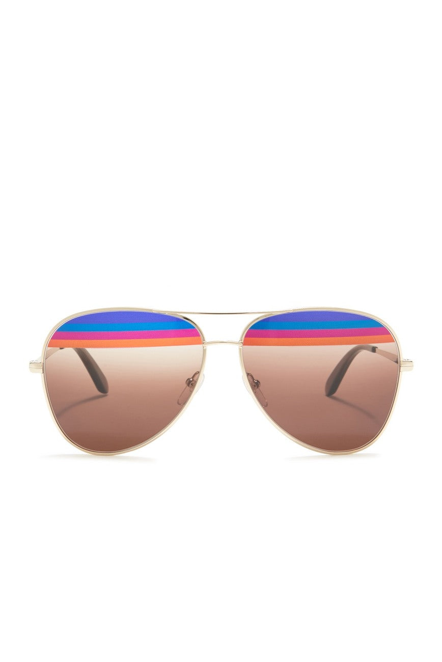 60mm Striped Aviator