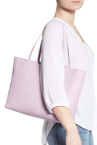 Clarkia Bow Detail Shopper