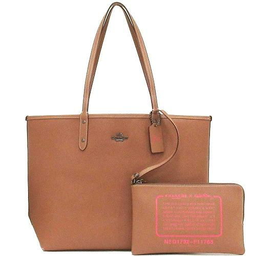 Coach City Signature Tote