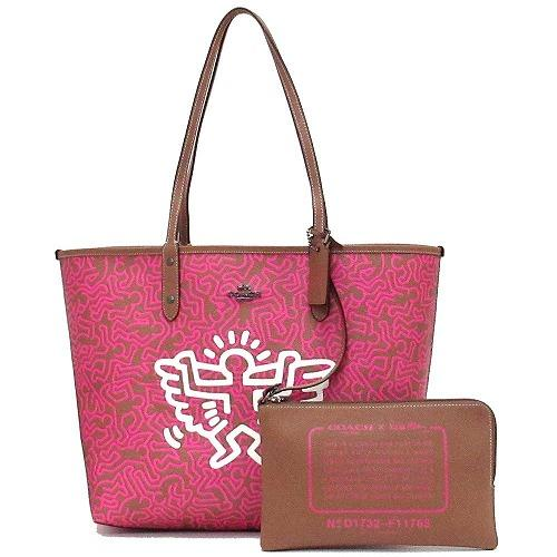 Coach City Signature Tote (Pattern)