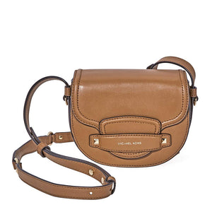Cary Small Leather Saddle Bag