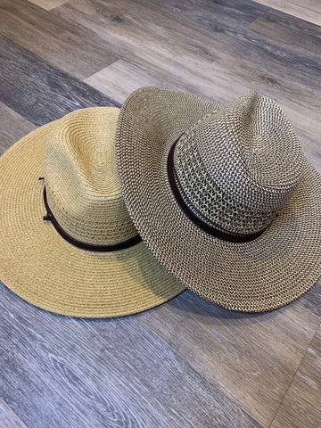 Havana Nights Hat-Tan