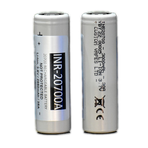 20700 Rechargeable Battery