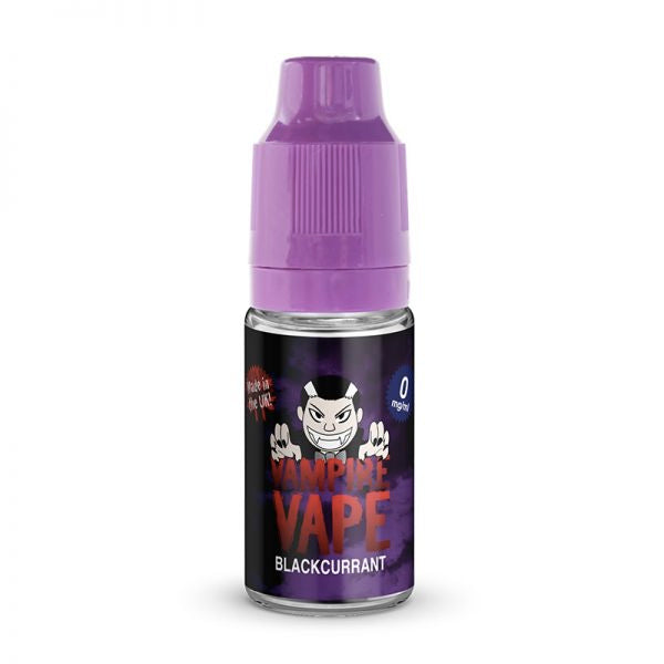 Vampire Vape Blackcurrant 10ml
