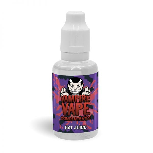Vampire Vape Concentrate Flavours 30ml