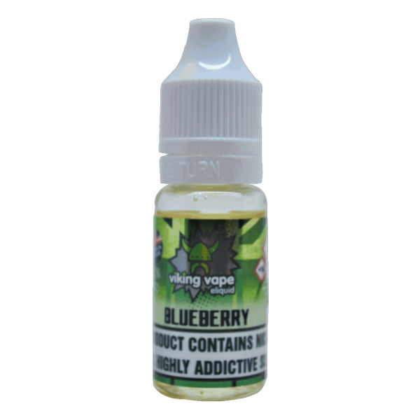 Viking Vape Blueberry 10ml
