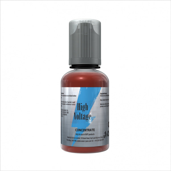T-Juice Concentrate High Voltage 30ml