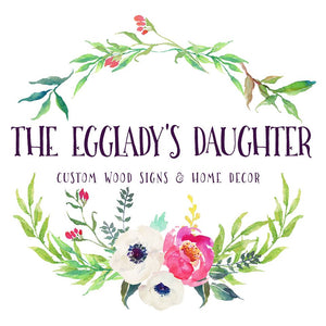 About The Egglady's Daughter