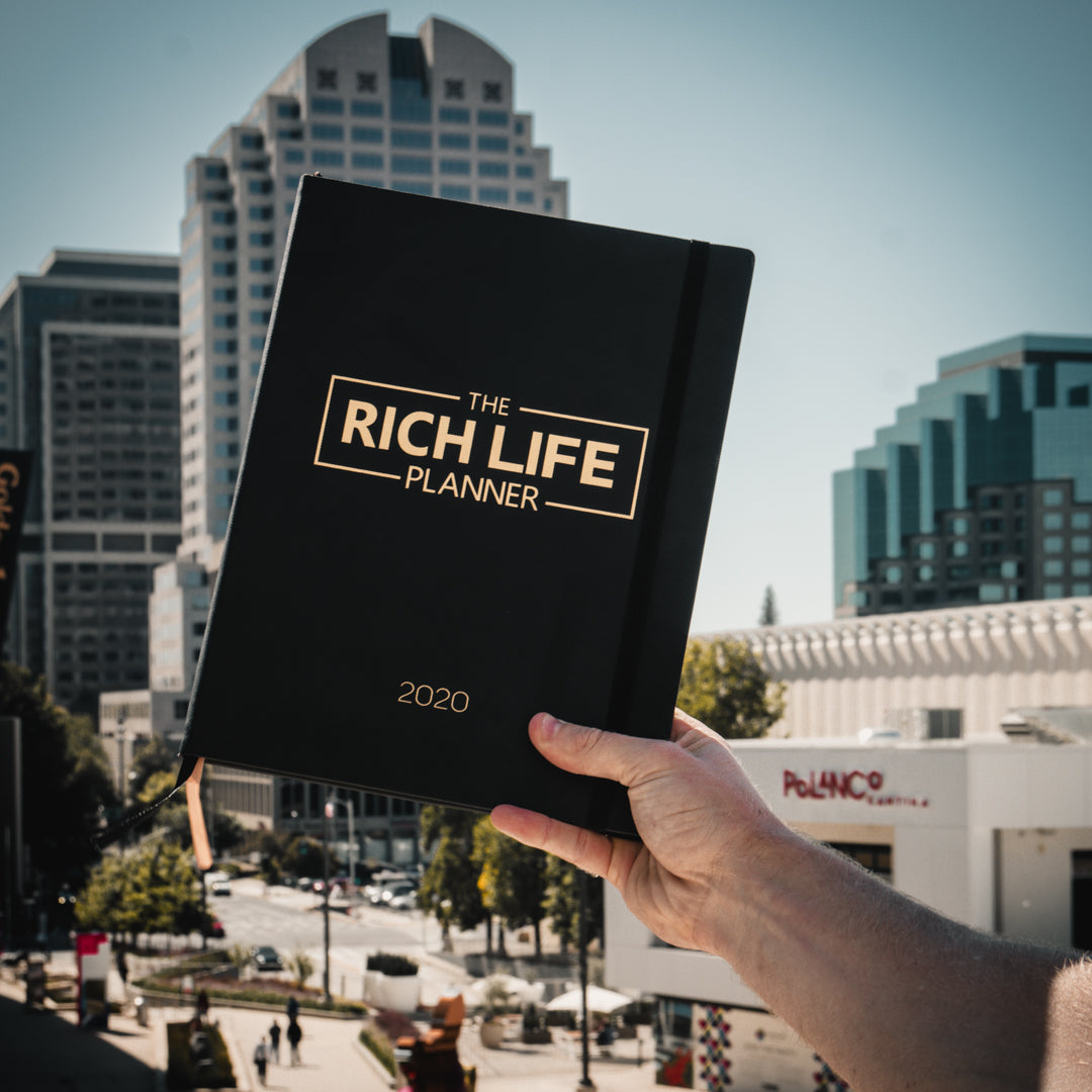 2020 RICH LIFE PLANNER