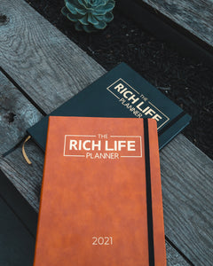 2021 RICH LIFE PLANNER