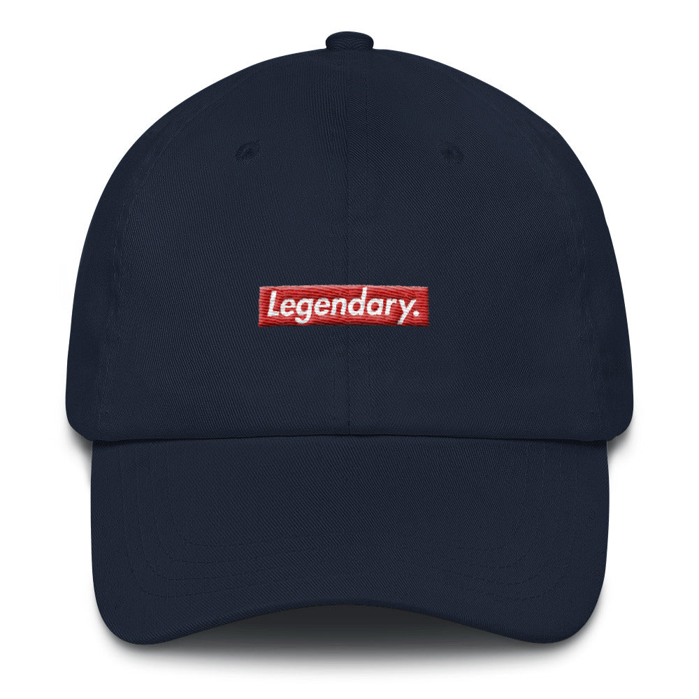"""Legendary."" Dad hat"