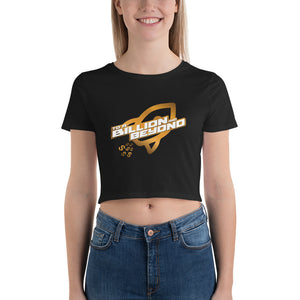 """To A Billion And Beyond"" Women's Crop Top"