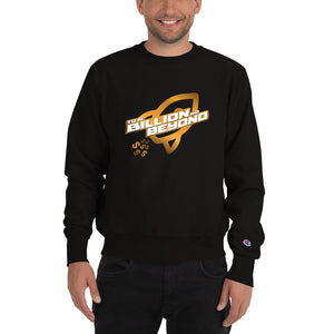 """To A Billion And Beyond"" Champion Pullover"