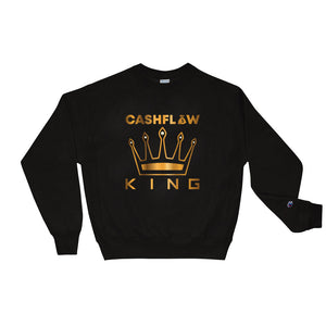 """Cashflow King"" Champion Pullover"