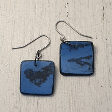 Load image into Gallery viewer, Kere Carved Earrings - Striking Squares Various Colours