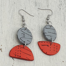 Load image into Gallery viewer, Inise Sail Earrings -  Floating Away - Various Colours