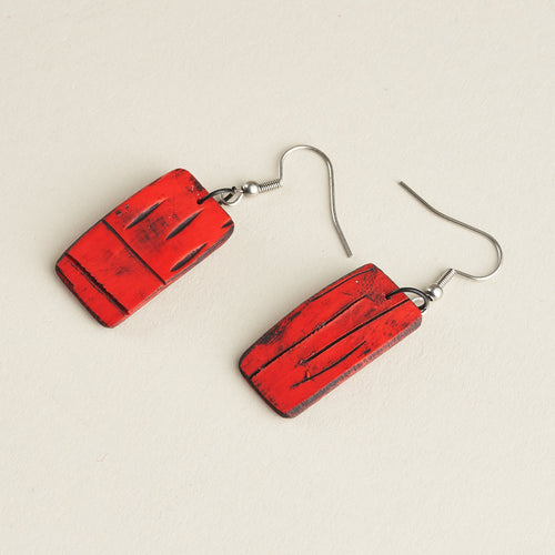 Mawi Isle Earrings Contemporary Sun Loving Statement Pieces - Various Colours