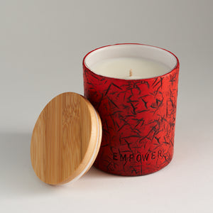 Woodlands Candle - It'll Be Fine - Various Designs