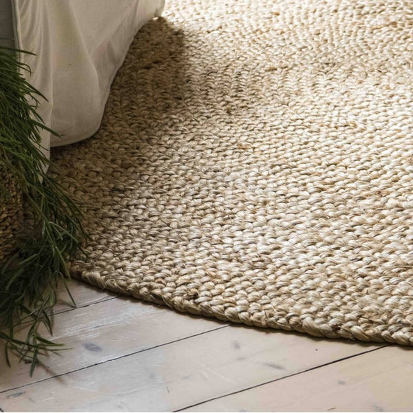 Natural Jute - Round Rugs - Simply Hygge Homewares