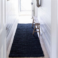 Charcoal Jute Runners - Various Sizes - Simply Hygge Homewares